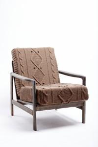 fotel z lat 60