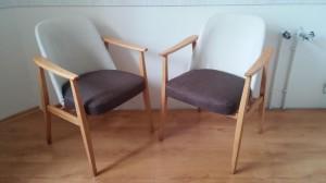 krzesła kubełkowe
